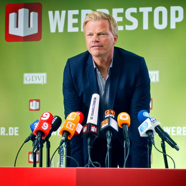 Werbestopper · Olli Kahn