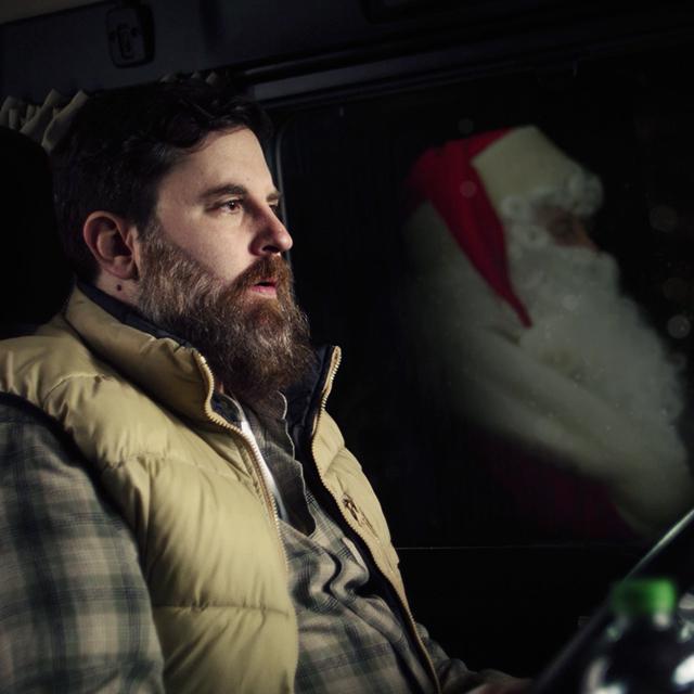 MAN · Santa Claus